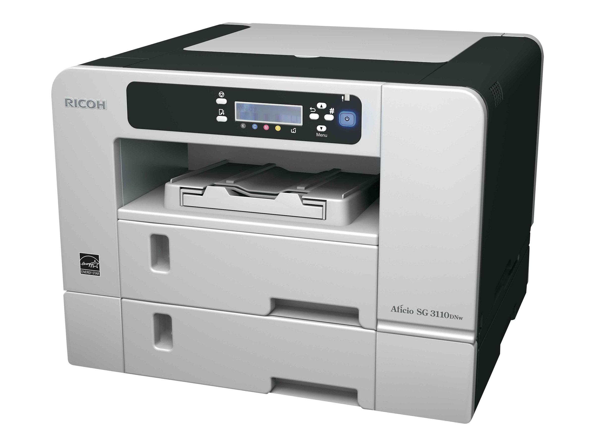 Ricoh Aficio SG 3110DNw - imprimante - couleur - jet d'encre