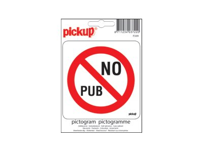 pickup signe