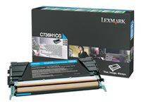 Lexmark Cartouches toner laser C736H1CG