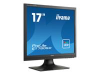 "Iiyama ProLite E1780SD-B1 - écran LED - 17"""