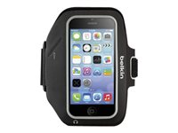 Belkin Sport-Fit Plus Armband - Arm pack for cell phone - neoprene