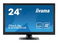 "Iiyama ProLite E2480HS-B2 - écran LED - 24"""