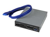 StarTech.com Lecteur multi-cartes interne USB 3.0 avec support UHS-II - lecteur de carte - USB 3.0