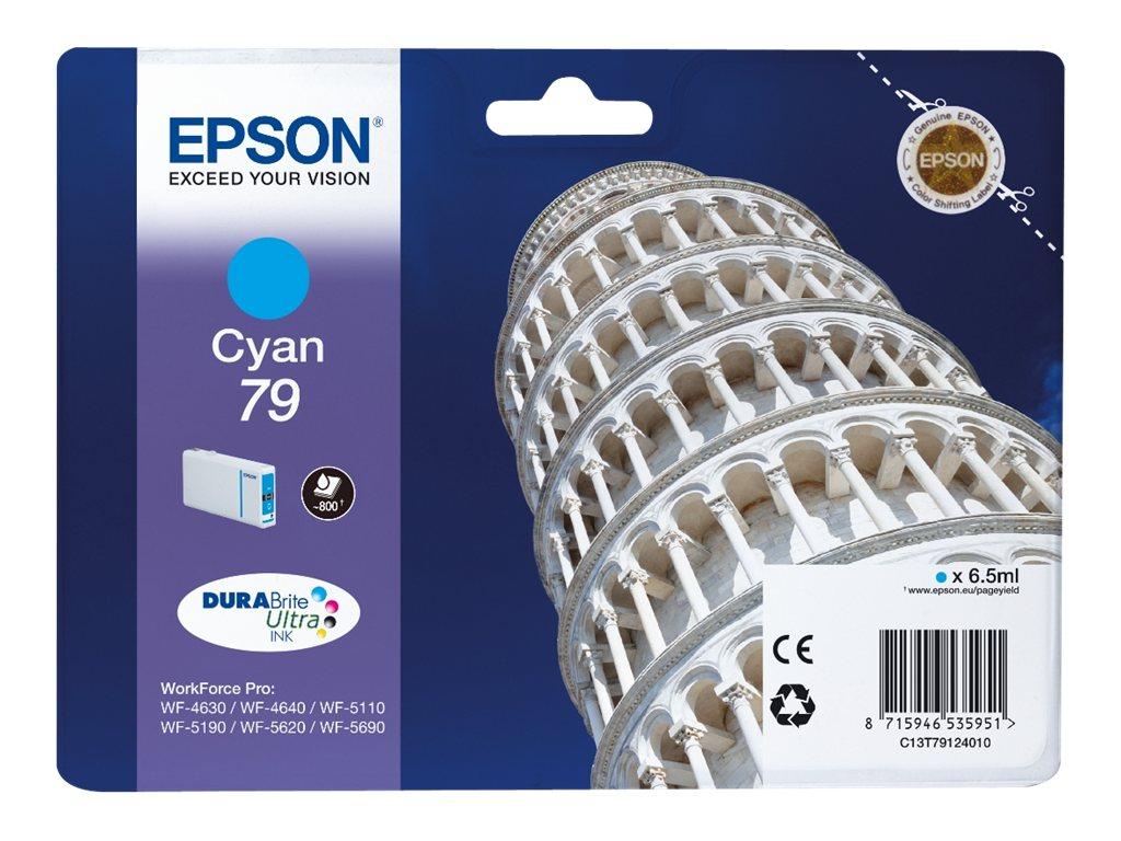 Epson 79 - cyan - originale - cartouche d'encre