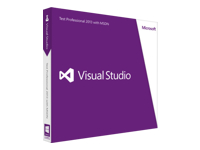 Microsoft Visual Studio Test Professional 2013 with MSDN