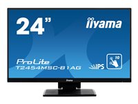 iiyama ProLite T2454MSC-B1AG 24 Inch Black, IPS, Anti Glare, Full HD, HDMI, USB Hub