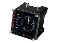 Saitek Pro Flight Instrument Panel Instrumentpanel til flysimulator