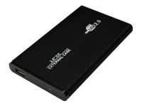 """LogiLink 2,5'' IDE HDD Enclosure USB 2.0 Lagringspakning 2.5"""" ATA"""