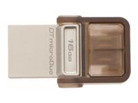 Kingston DataTraveler DTDUO/16GB
