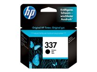HP No. 337 Black Inkjet Cartridge [C9364EE], HP No. 337 Black I