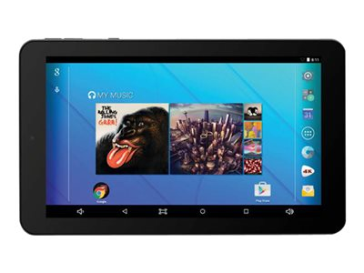 "Ematic EGQ223 - Tablet - Android 5.1 (Lollipop) - 16 GB - 10"" (1024 x 600) - microSD slot - teal"