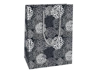 Clairefontaine Black & White Medium - sac cadeau