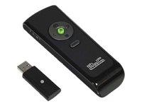 Klip Xtreme KPS-010 - Presentation remote control - 5 buttons