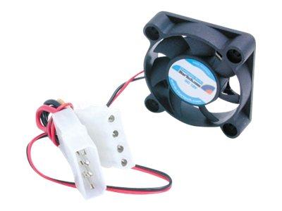 startech.com 40x10mm replacement dual ball bearing computer case fan w