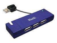 Klip Xtreme KUH-400A - Hub - 4 x USB 2.0