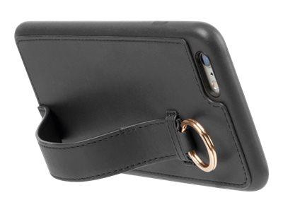 MUVIT LIFE Ring - Coque de protection pour iPhone 6, 6s - noir
