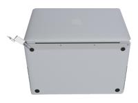 Compulocks MacBook Security Bracket With Wedge Security Cable Lock - câble de sécurité