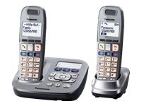Panasonic KX-TG6592GM Trådløs telefon besvarelsessystem med opkalds-ID