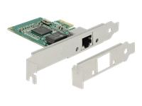 DeLock PCI Express Card > 1 x Gigabit LAN Netværksadapter