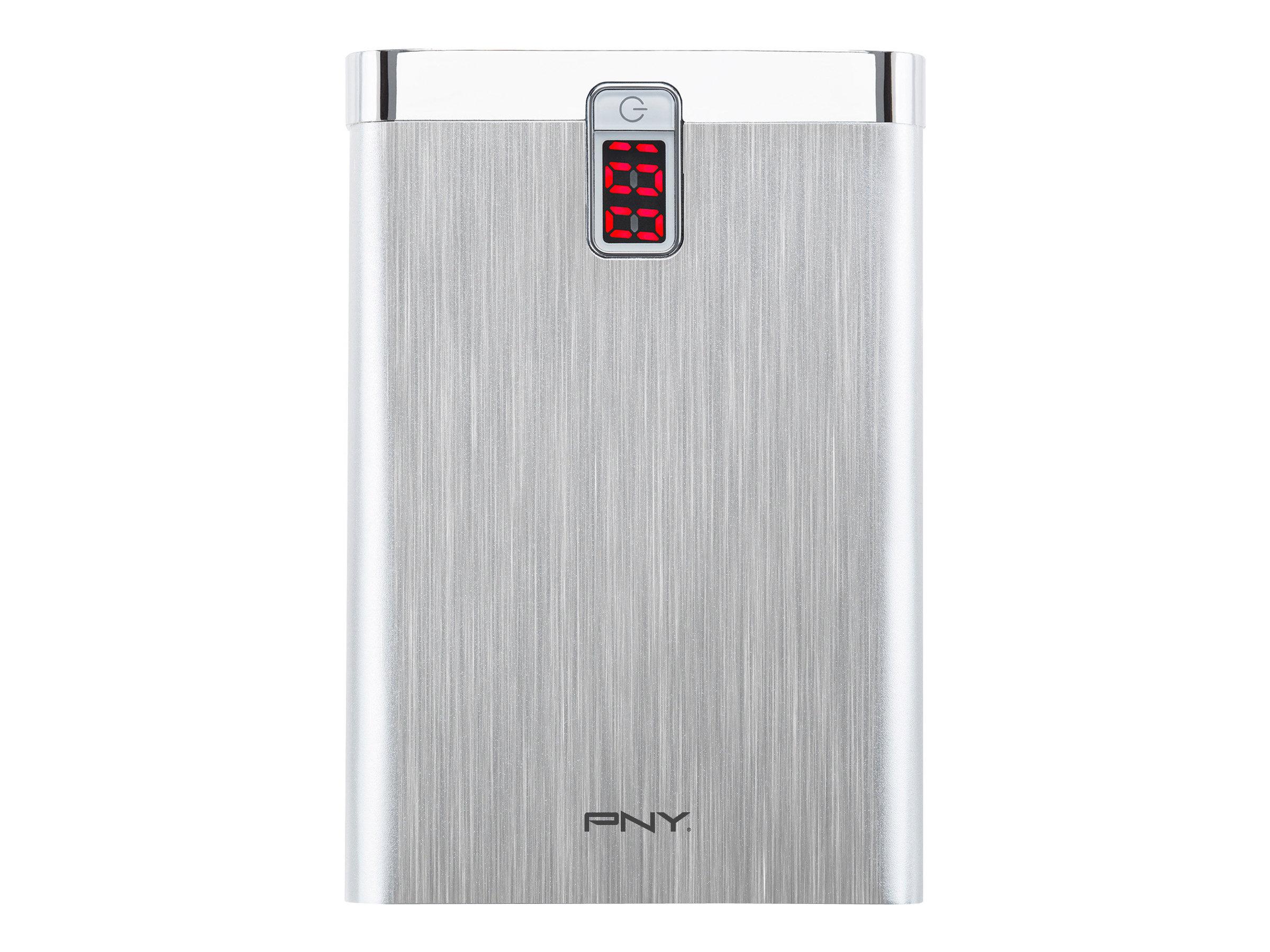 PNY PowerPack Digital 7800 - batterie externe