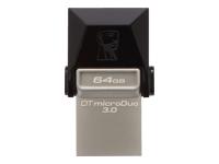 Kingston DataTraveler DTDUO3/64GB