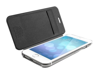 X-Doria Engage Folio - Protection à rabat pour iPhone 6, 6s - noir