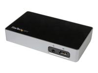 StarTech.com Hub USB USB3VDOCKD
