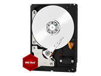 WD Red WD10EFRX - disque dur - 1 To - SATA 6Gb/s