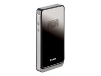 D-Link DWR-730 Mobilt hotspot 3G 21.6 Mbps 802.11n