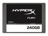 "HyperX FURY Solid state drive 240 GB intern 2.5"" SATA 6Gb/s"