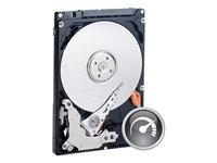 WD Scorpio Black HDD 250 GB SATA-300