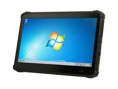 "DT Research Mobile Rugged Tablet DT313H - Tablet - Core i7 5500U / 2.4 GHz - Win 7 Pro - 8 GB RAM - 256 GB SSD - 13.3"" touchscreen 1920 x 1080 (Full HD) - 802.11ac - black - rugged"