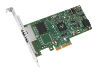 Intel Ethernet Server Adapter I350-T2 Netværksadapter