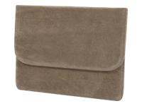 D. Bramante Envelope Taske til tablet læder ruskind for Apple iPad 2