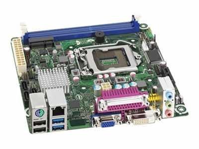 intel desktop board dh61dl