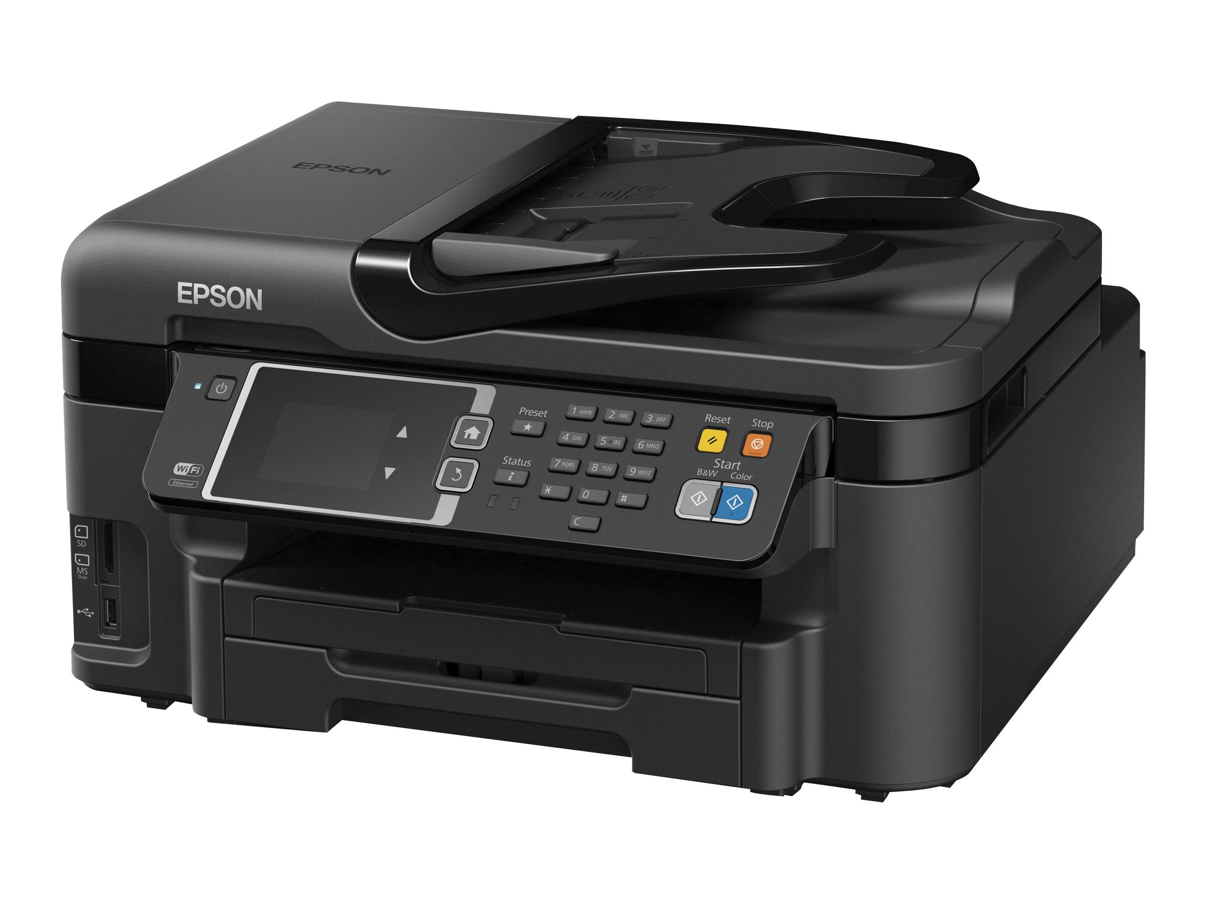 epson workforce wf 3620dwf imprimante multifonctions. Black Bedroom Furniture Sets. Home Design Ideas