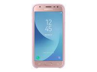 Samsung Dual Layer Cover EF-PJ330 Bagomslag til mobiltelefon rosa
