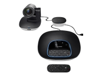 Logitech GROUP HD Video and Audio Conferencing System