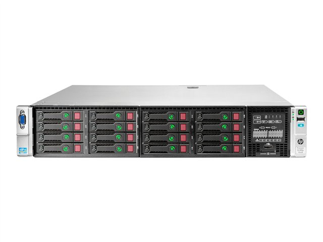 Image of PROLIANT DL380P G8 E5-2609 TV 1P SP7803TV EURO