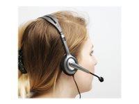 Logitech Stereo H111 Headset på øret kabling