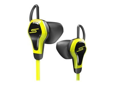SMS Audio BioSport Earphones Yellow