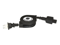 Black Box Notebook Power Cord 2-Position Plug