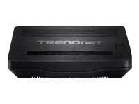 TRENDnet TEW-721BRM Wireless router - DSL modem - 4-port switch - 802.11b/g/n - 2.4 GHz - Wireless router - DSL modem - 4-port switch - 802.11b/g/n - 2.4 GHz