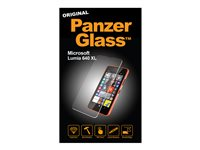 PanzerGlass DispProtectn/MS Lumia 640 XL, PanzerGlass DispProtec
