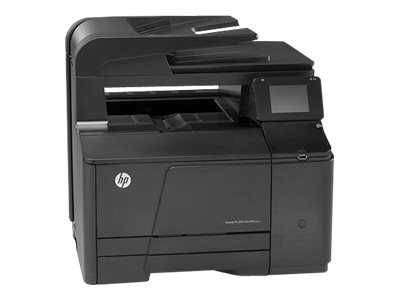 Hewlett Packard - Hp Laserjet Pro 200 Color Mfp M2