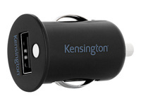Kensington PowerBolt 2.1 Fast Charge - adaptateur allume-cigare (voiture)