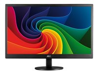 AOC e1670swu - LED monitor - 15.6""