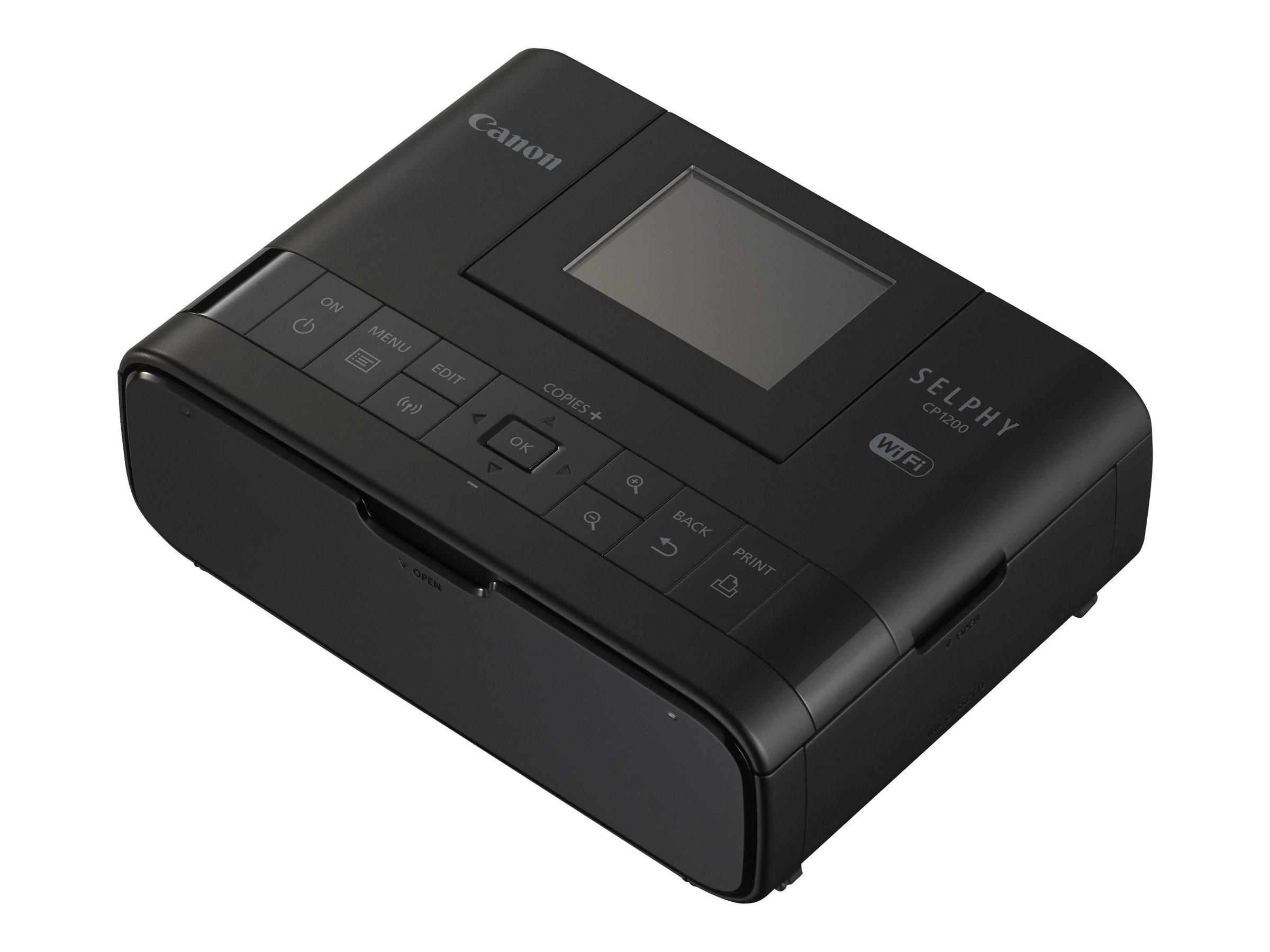 Canon SELPHY CP1200 - Imprimante - couleur - thermique par sublimation - Wifi - différents coloris
