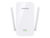 Linksys RE6300 WiFi-rækkeviddeforlænger 802.11ac Dobbeltbånd
