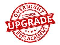 Overnight Exchange Warranty Service Upgrade - Extended service agreement - replacement - 5 years - carry-in - repair time: next business day - for POS-X ION-C16, C18; EVO HiSpeed EVO-PT3-1HU, PT3-1HUE, PT3-1HUP; ION Thermal ION-PT1-1US